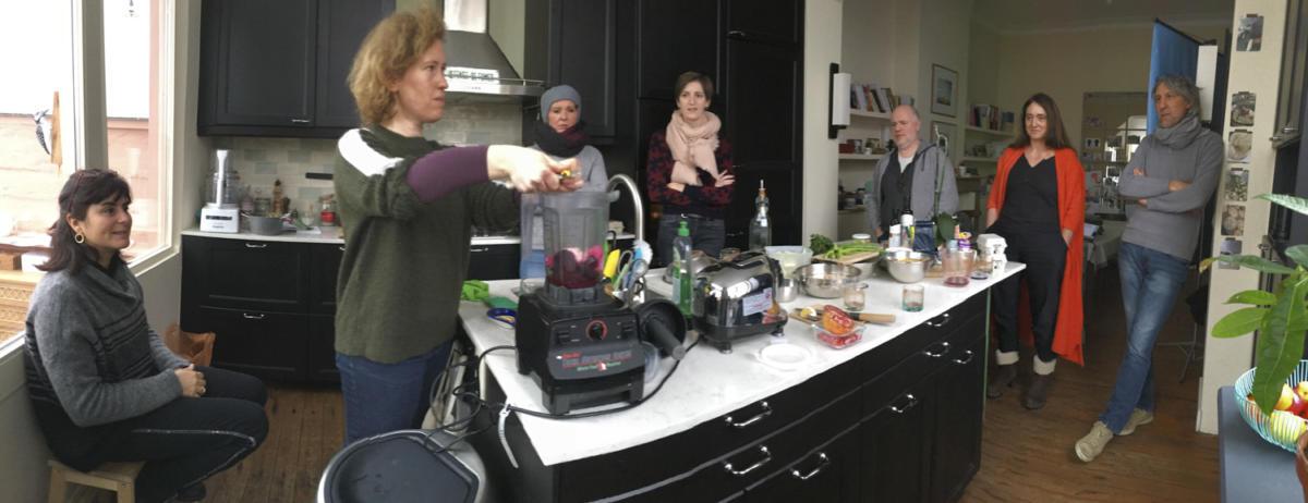 Plaisirs gustatifs - Février 2019